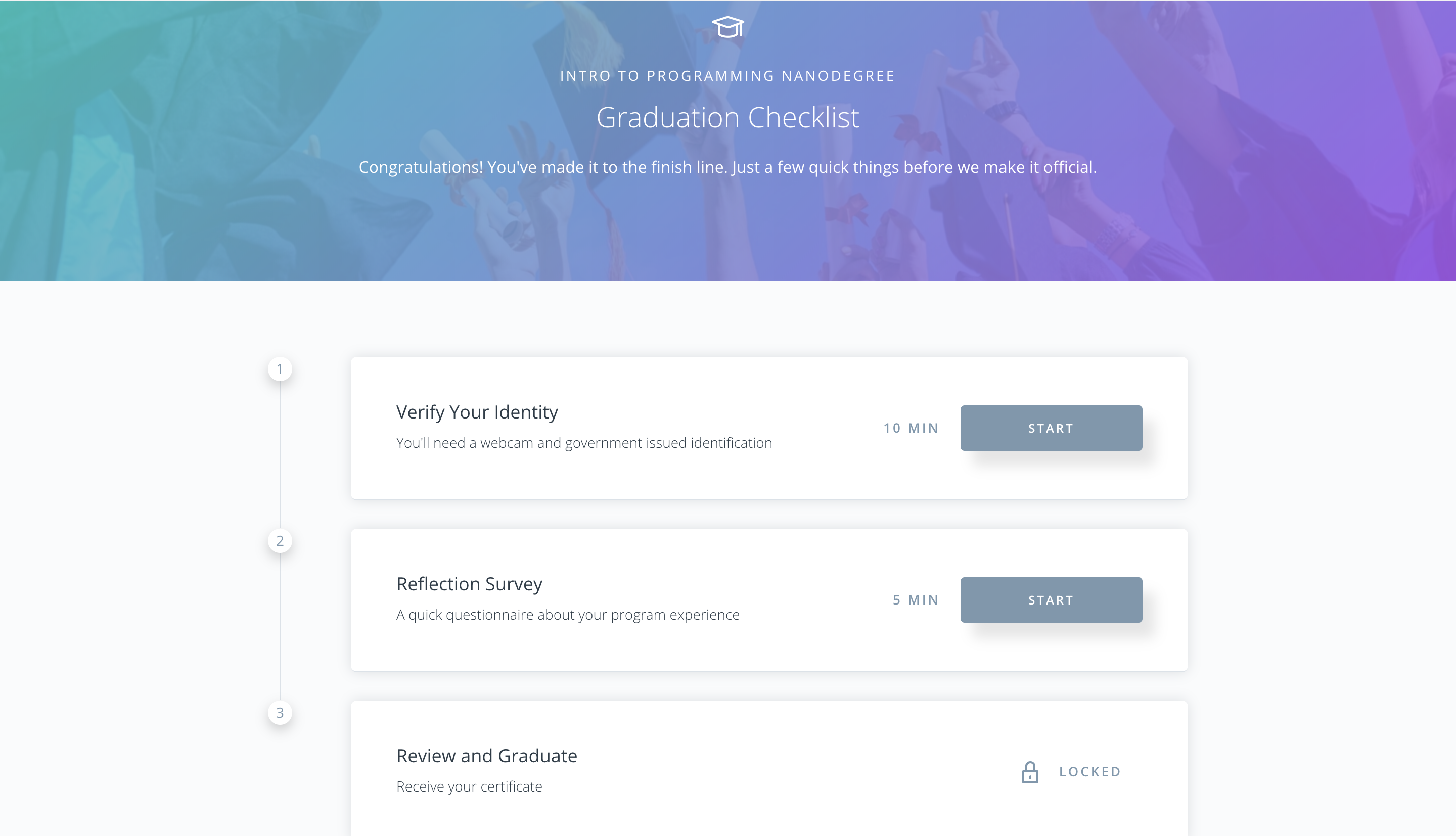 How will I know when I am ready to graduate? – Udacity Support